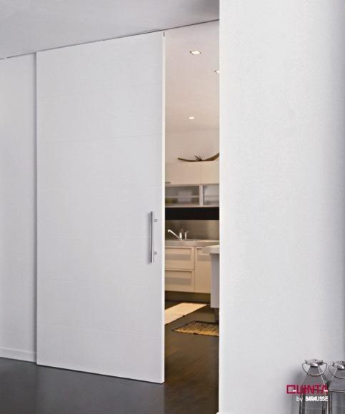 Porte scorrevoli interno muro